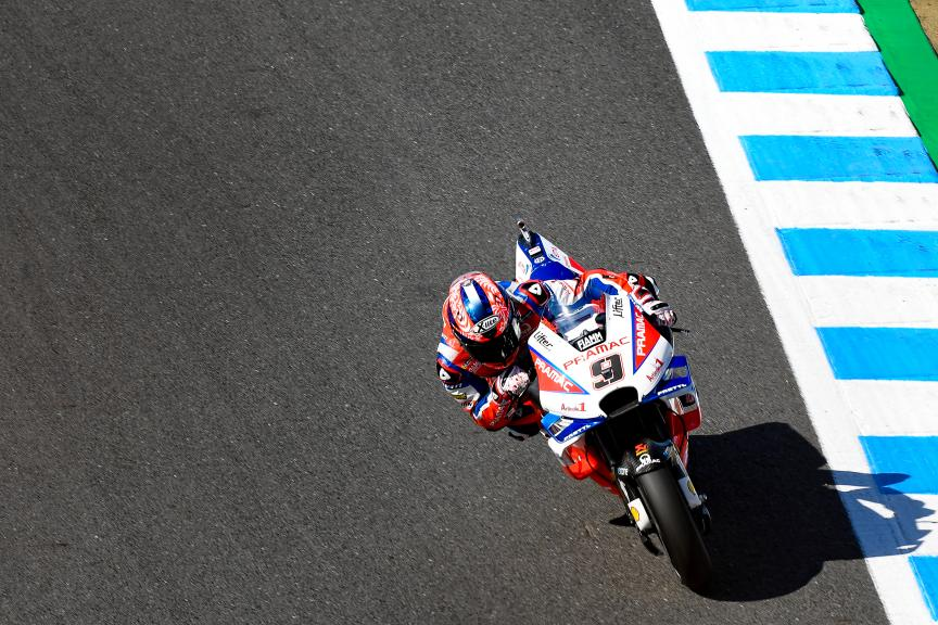 Danilo Petrucci, Alma Pramac Racing, Motul Grand Prix of Japan