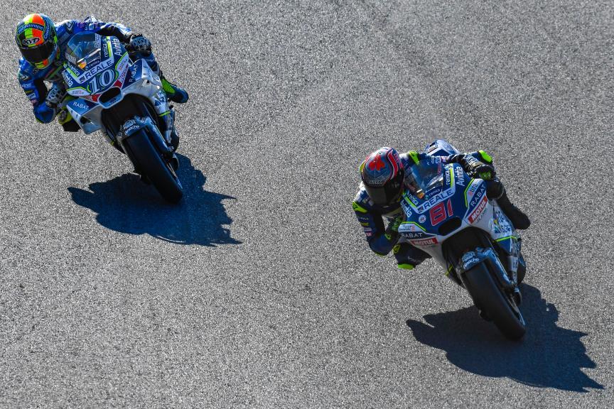 Jordi Torres, Xavier Simeon, Motul Grand Prix of Japan