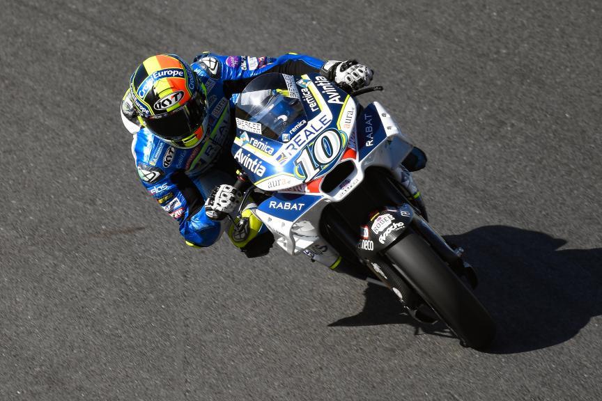 Xavier Simeon, Reale Avintia Racing, Motul Grand Prix of Japan