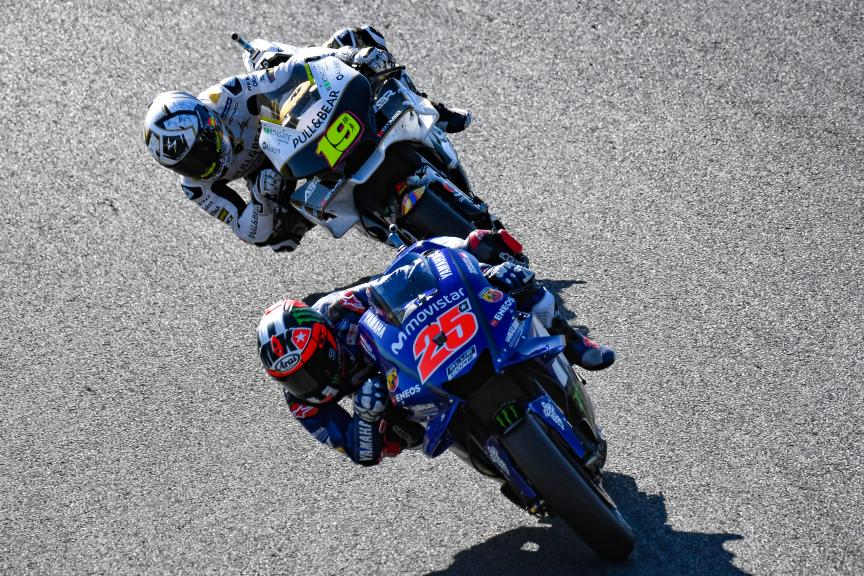 Alvaro Bautista, Maverick Viñales, Motul Grand Prix of Japan