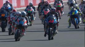 The full Moto2™ race at the Motul Grand Prix of Japan at the Twin Ring Motegi