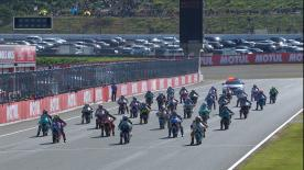 The full race session of the Moto3™ World Championship at the Motul Grand Prix of Japan at the Twin Ring Motegi