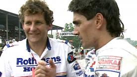 Jeremy Burgess tells his story as the engineer & Team Chief of such names as Freddie Spencer, Randy Mamola, Mick Doohan and Valentino Rossi