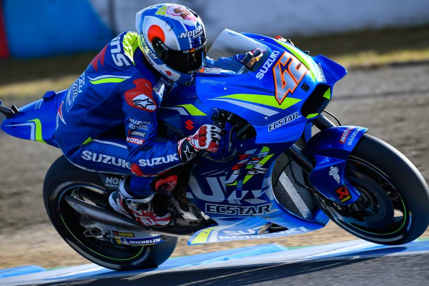 Alex Rins, Team Suzuki Ecstar, Motul Grand Prix of Japan