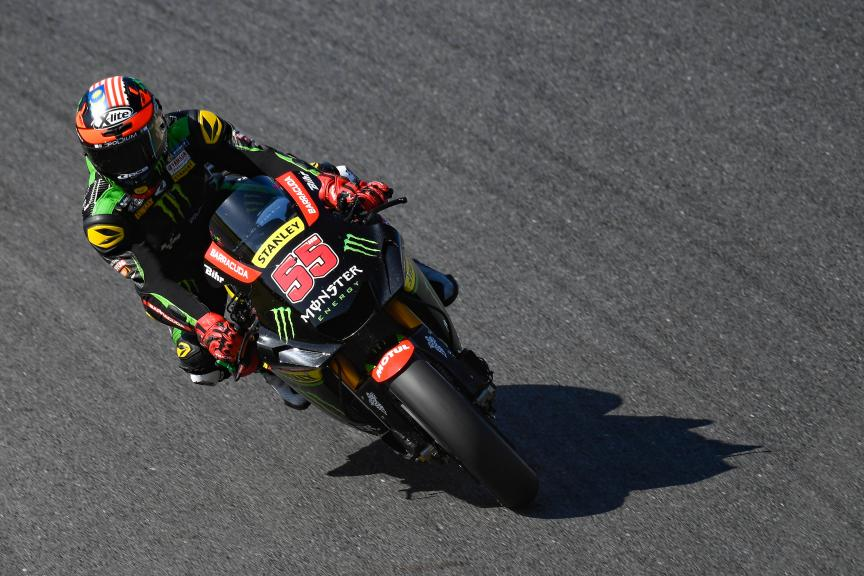 Hafizh Syahrin, Monster Yamaha Tech 3, Motul Grand Prix of Japan