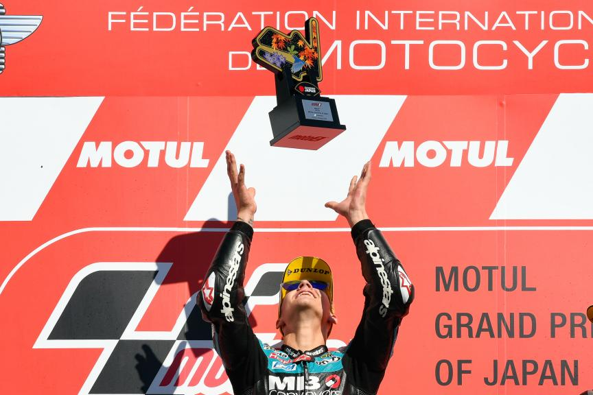 Fabio Quartararo, MB Conveyors - Speed Up, Motul Grand Prix of Japan