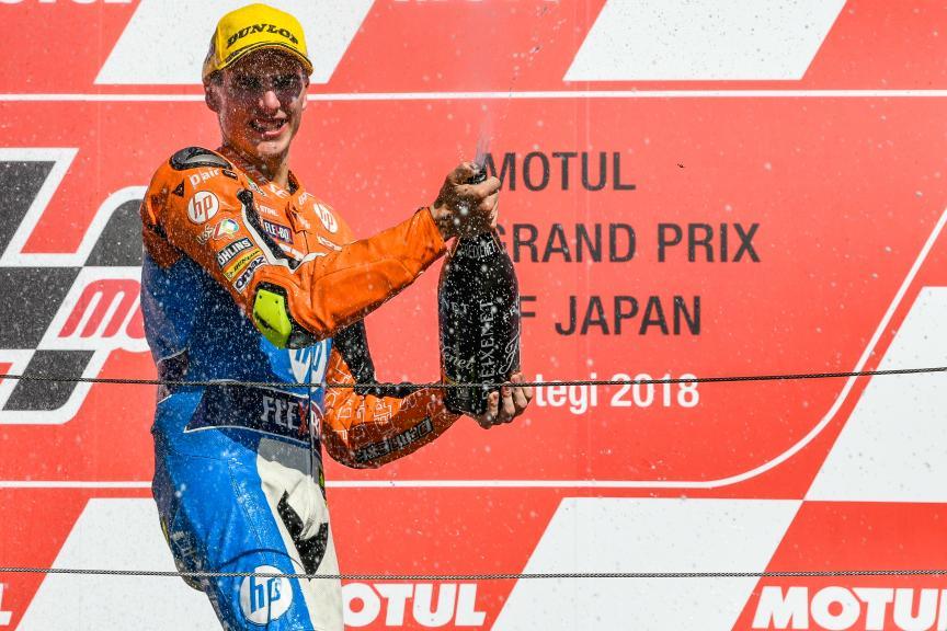 Lorenzo Baldassarri, Pons HP40, Motul Grand Prix of Japan