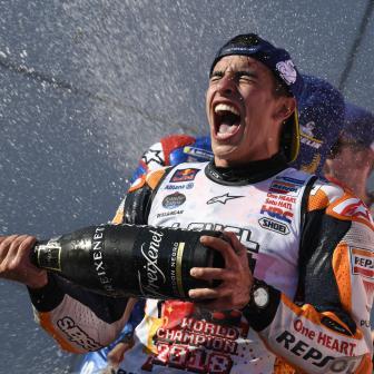 #Level7: Marquez holt mit dem Sieg in Motegi den Titel