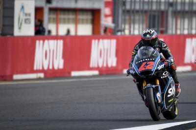 Quartararo disqualified to hand Bagnaia victory