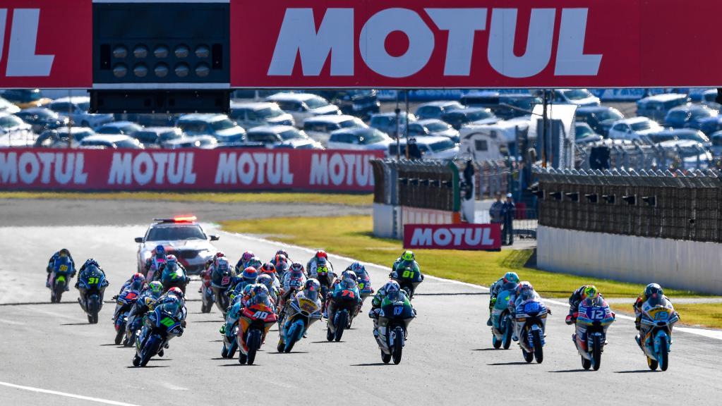 Full-Race M3
