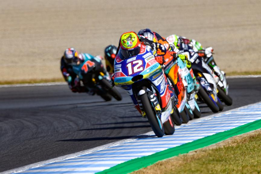 Moto3, Race, Motul Grand Prix of Japan