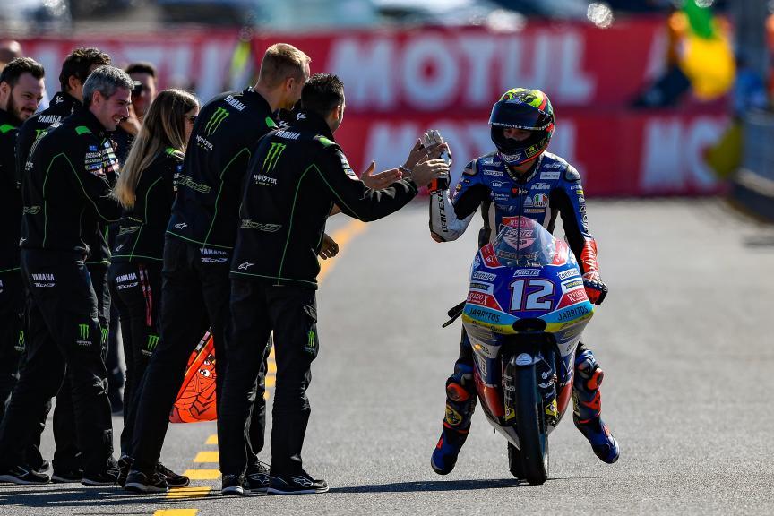 Moto3, Race, Motul Grand Prix of Japan