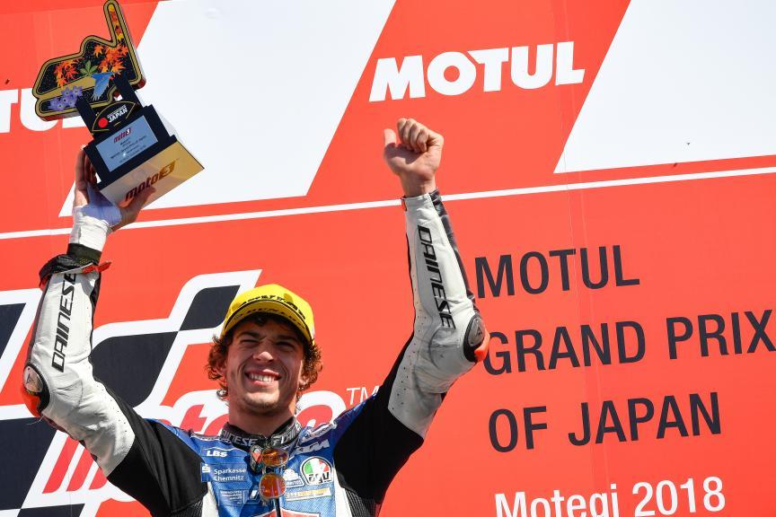 Marco Bezzecchi, Pruestelgp, Motul Grand Prix of Japan