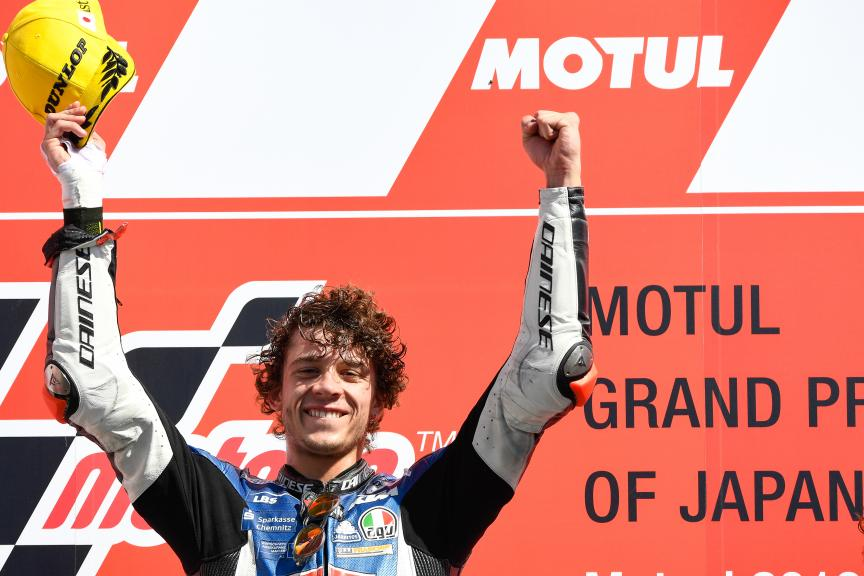 Marco Bezzecchi, Pruestelgp, Motul Grand Prix of Japan
