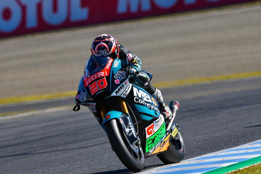Fabio Quartararo, MB Conveyors - Speed Up, Motul Grand Prix of Japan