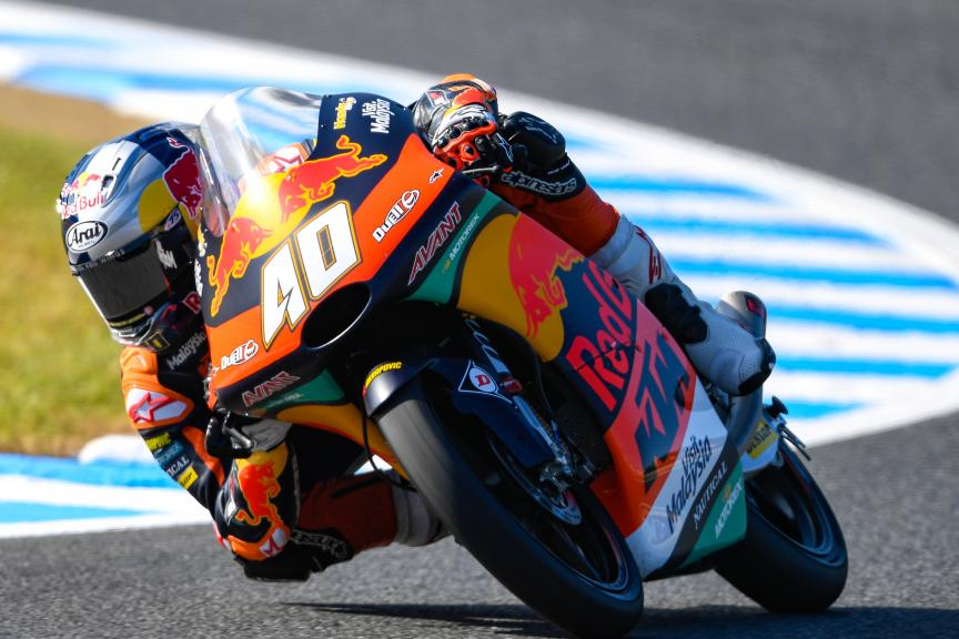 Darryn Binder, Red Bull KTM Ajo, Motul Grand Prix of Japan