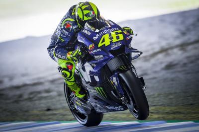 Rossi: la deuxième place du Championnat en ligne de mire!