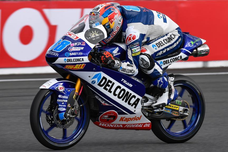 Jorge Martin, Del Conca Gresini Moto3, Motul Grand Prix of Japan