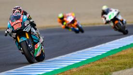Fabio Quartararo was disqualified due to low pressure in his tyres. Mike Webb, MotoGP™ Race Director blames the team