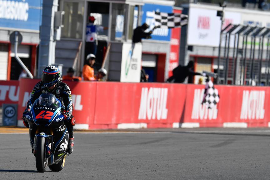 Francesco Bagnaia, Sky Racing Team VR46, Motul Grand Prix of Japan