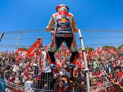 2018: La saison de la régularité pour Márquez