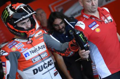 Lorenzo to fly home for further treatment