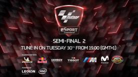 The second and last Semi Final of the season is fast approaching with the 12 fastest players from Challenges 5 – 8 head-to-head around MotorLand Aragon