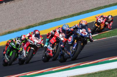 Records on the line: WorldSBK has it all still to fight for