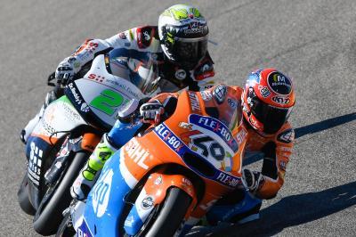 Savia nueva: Fernández y Lecuona se asientan en Moto2™