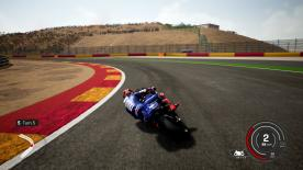 Semi Final 2 in the 2018 MotoGP™ eSport Championship sees us take on Motorland Aragon Circuit. Check out a reference lap on board with Maverick Viñales on his Yamaha