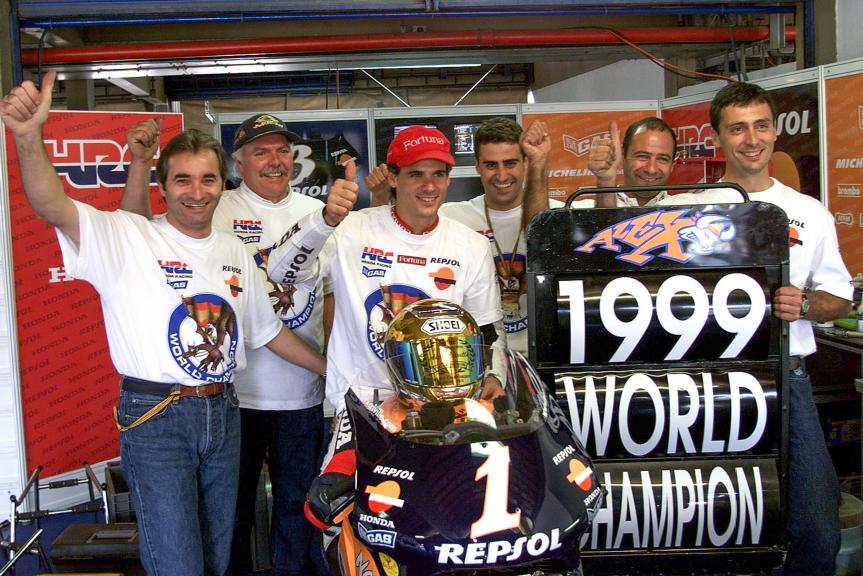Crivillé Rio 1999