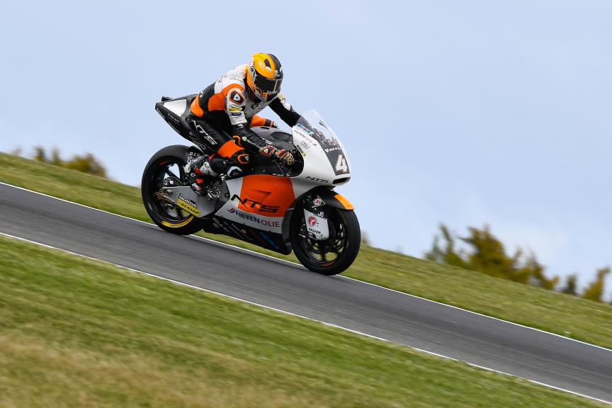 Steven Odendaal, NTS RW Racing GP, Michelin® Australian Motorcycle Grand Prix