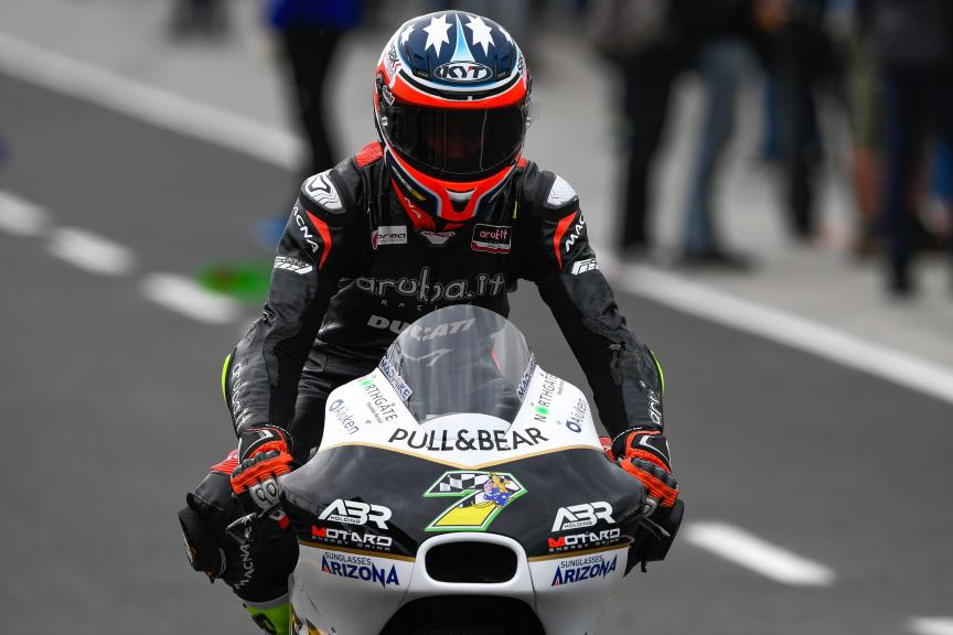 Mike Jones, Angel Nieto Team, Michelin® Australian Motorcycle Grand Prix