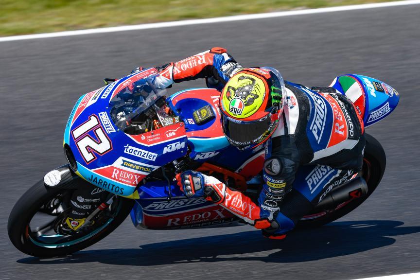 Marco Bezzecchi, Pruestelgp, Michelin® Australian Motorcycle Grand Prix