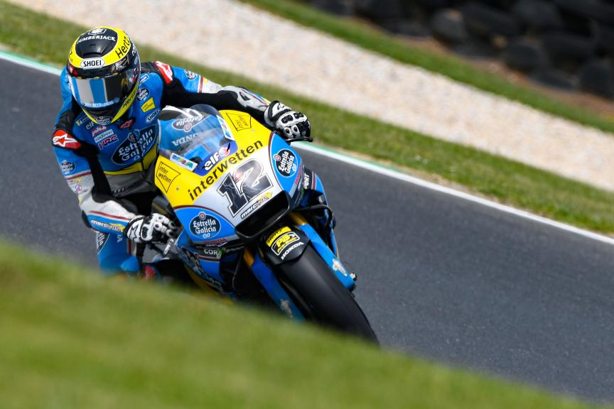 Thom Luthi, Eg 0,0 Marc VDS, Michelin® Australian Motorcycle Grand Prix