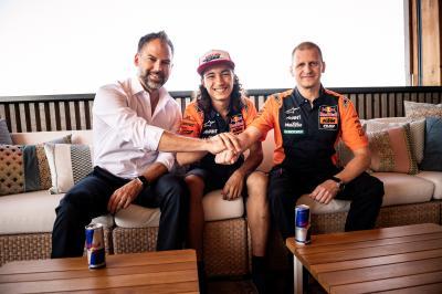 Can ?ncü pilotará en el Red Bull KTM Ajo de Moto3?