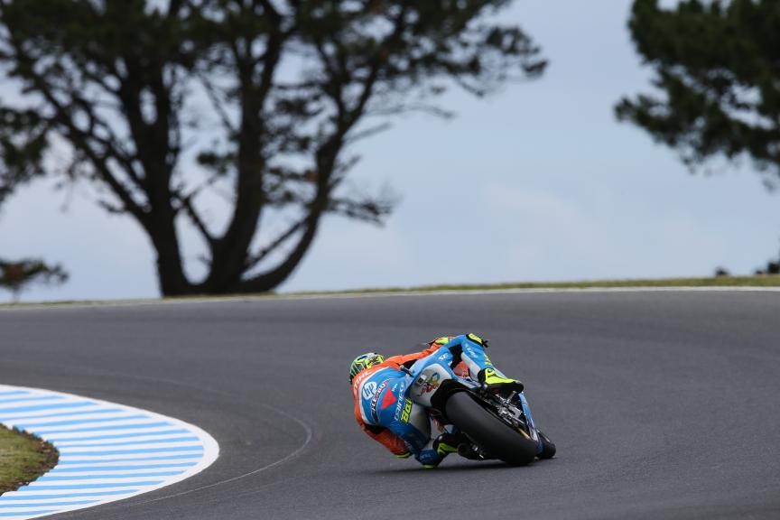Lorenzo Baldassarri, Pons HP40, Michelin® Australian Motorcycle Grand Prix