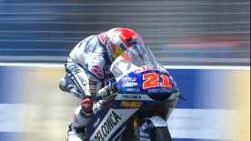 The second Free Practice session for the Moto3™ World Championship at Phillip Island