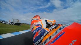 Enjoy the second premier class Free Practice session at Phillip Island