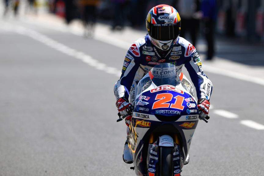 Fabio Di Giannantonio, Del Conca Gresini Moto3, Michelin® Australian Motorcycle Grand Prix