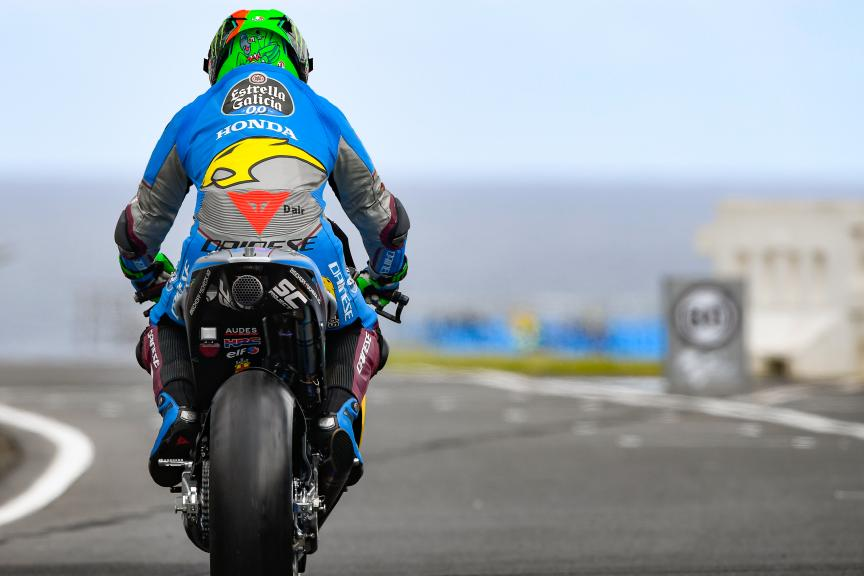Franco Morbidelli, Eg 0,0 Marc VDS, Michelin® Australian Motorcycle Grand Prix