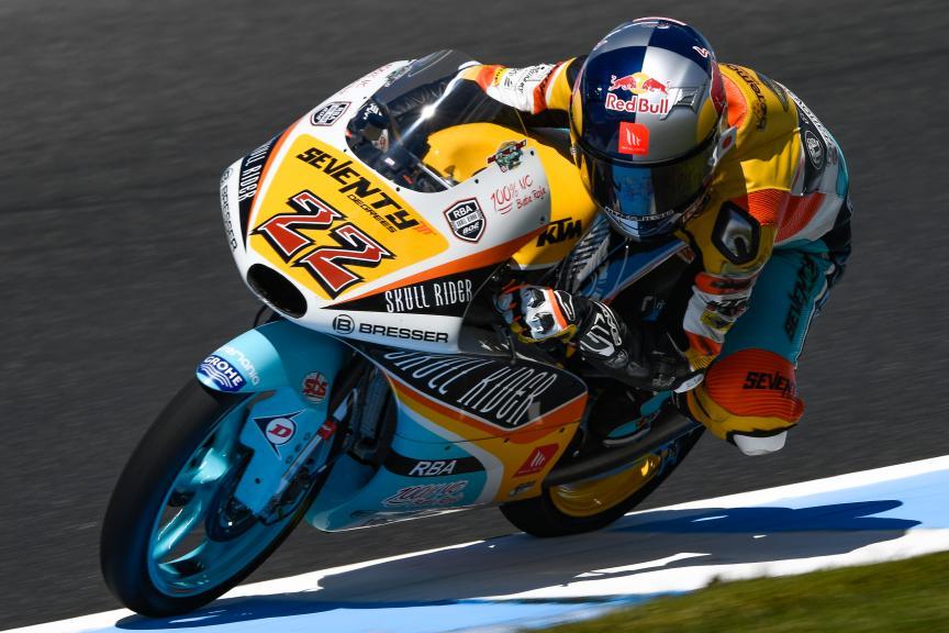 Kazuki Masaki, RBA BOE Skull Rider, Michelin® Australian Motorcycle Grand Prix