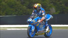 Canet leads the charge down under, followed by Martin and Ramirez after FP1 and 2