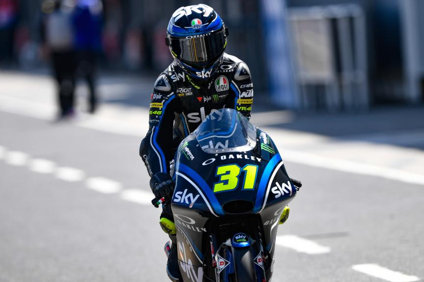 Celestino Vietti, Sky Racing Team VR46, Michelin® Australian Motorcycle Grand Prix