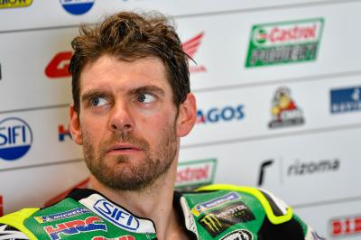 Crutchlow injured in Australia FP2 crash
