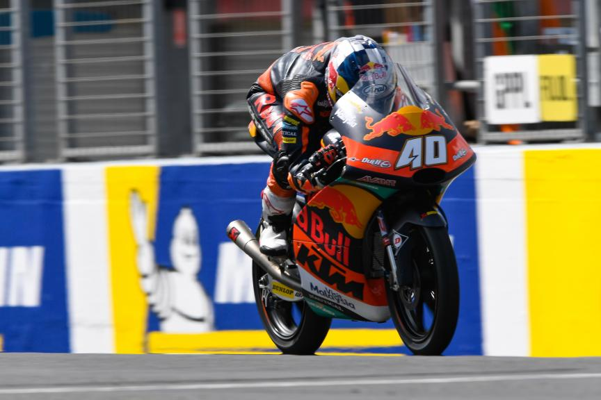 Darryn Binder, Red Bull KTM Ajo, Michelin® Australian Motorcycle Grand Prix