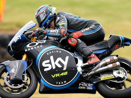 Moto2, Free Practice, Michelin? Australian Motorcycle Grand