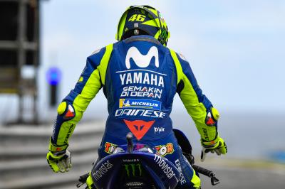 Rossi en quête de plus de grip et d