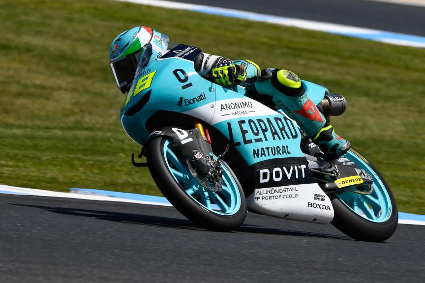 Lorenzo Dalla Porta, Leopard Racing, Michelin® Australian Motorcycle Grand Prix