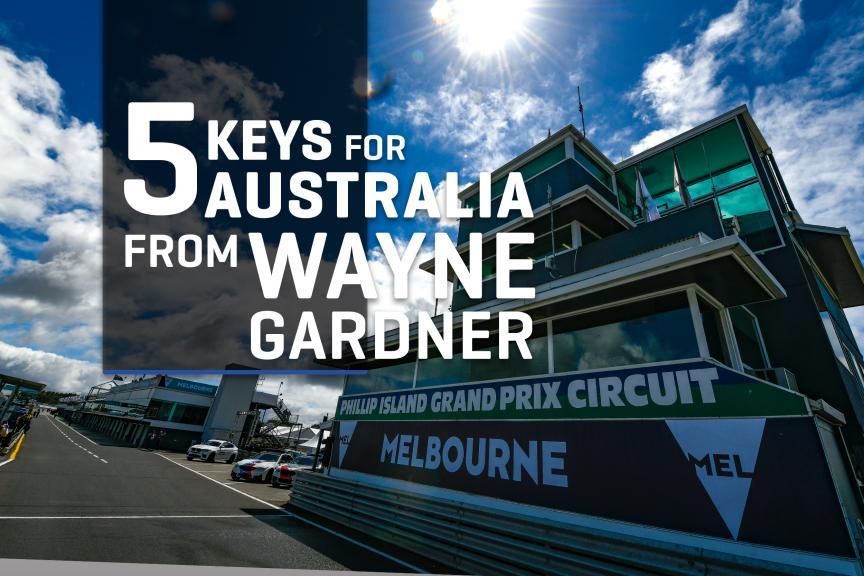 5 keys australia